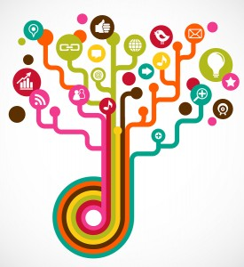 featured image for post:Improving Your SEO Through Social Media