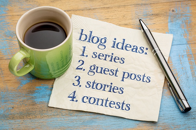 5 Key Steps for Starting a Landscaping Blog Neon Goldfish
