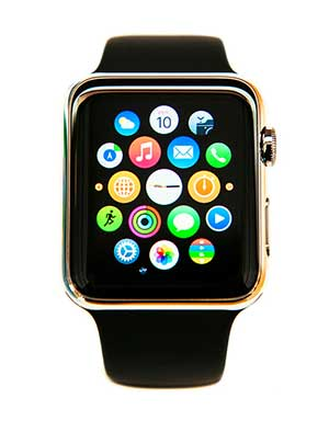 Picture of Apple watch