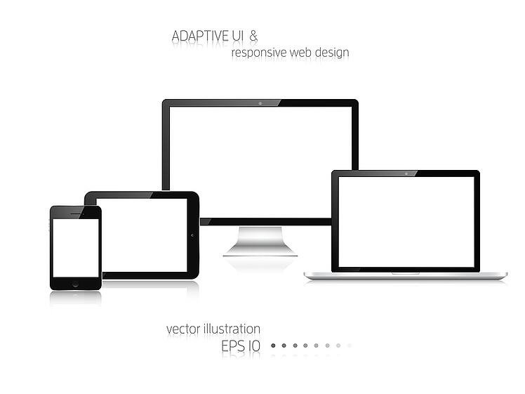 Screen devices of different widths makes responsive design a must.