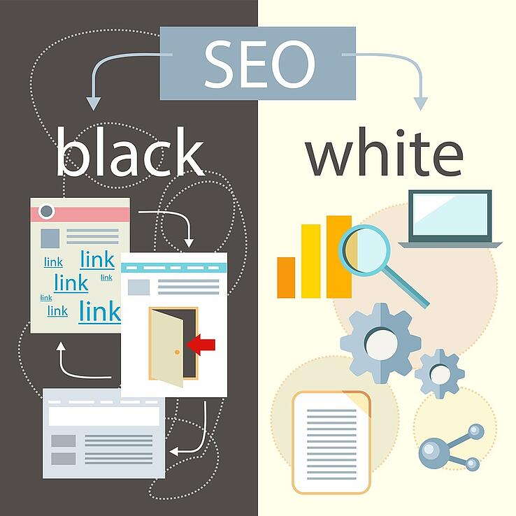 Black SEO vs White SEO