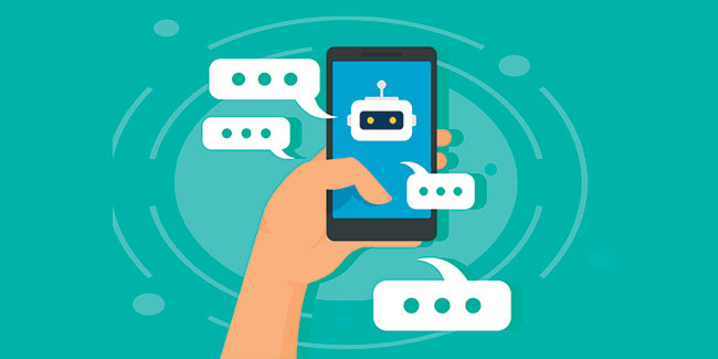 Make your website visitors happy with chatbots