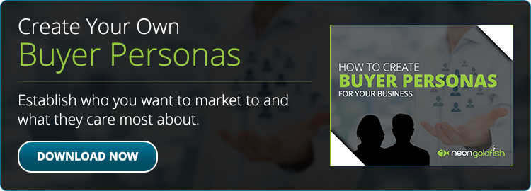 Create your own buyer personas with our guide