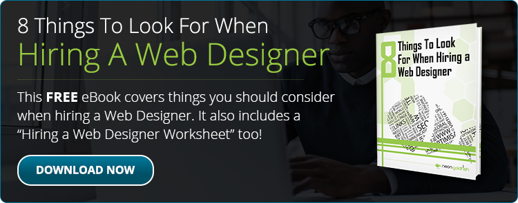 Eight Things to Look for When Hiring a Web Designer